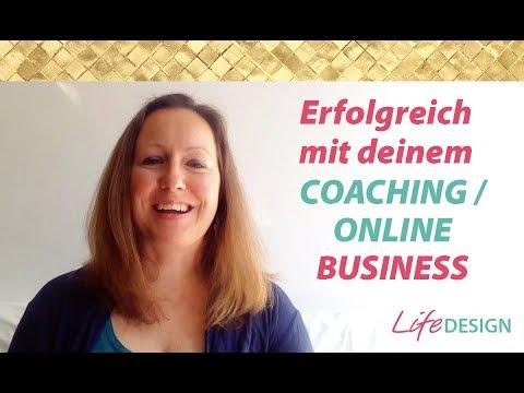 Der schnellste Weg um mit deinem Coaching, Trainer, Online Business erfolgreich zu werden 💚