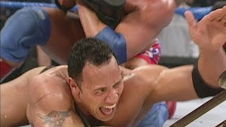 The Rock, Undertaker & Kane vs. Edge, Christian & Kurt Angle: SmackDown, February 22, 2001