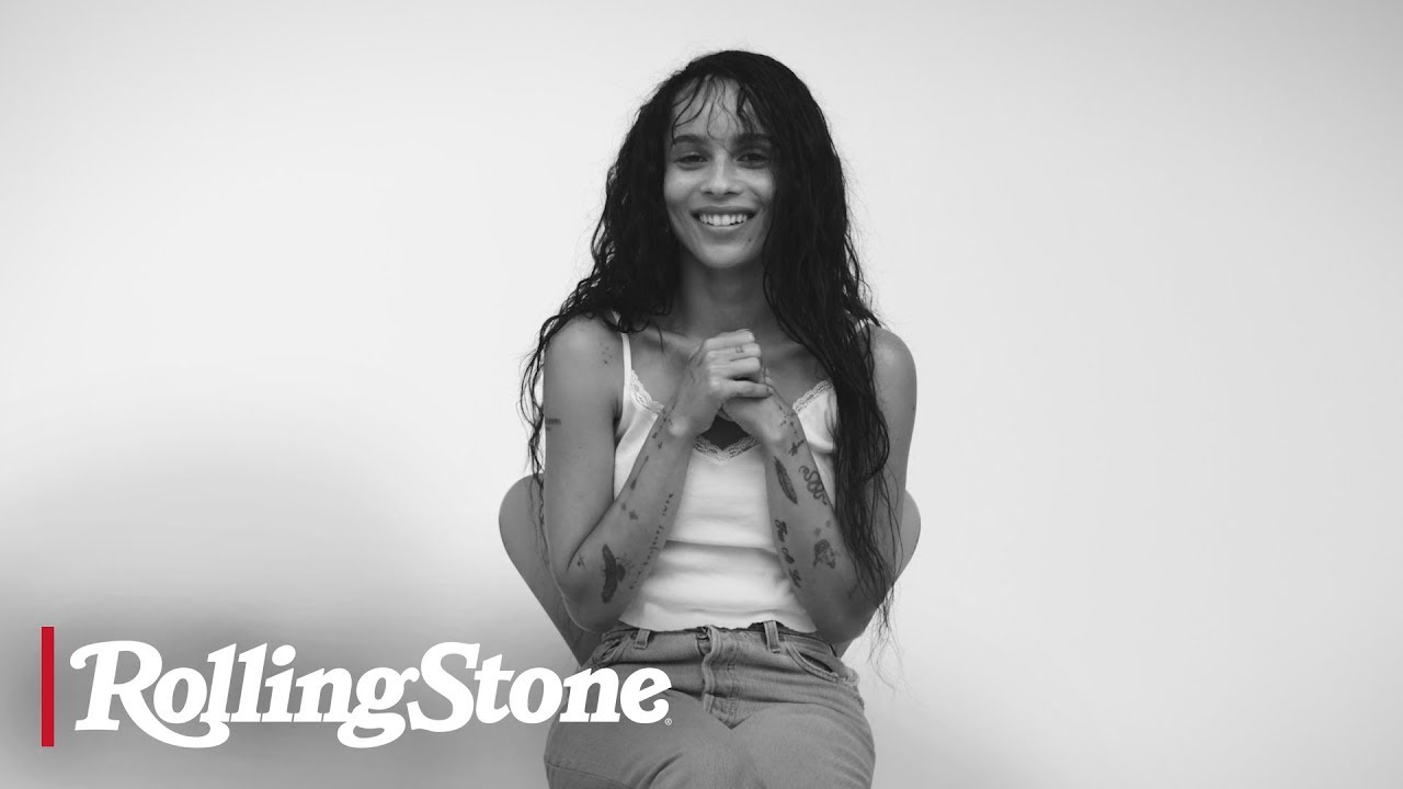 The First Time with Zoë Kravitz | Rolling Stone