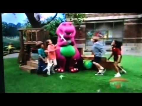 Tick Tock Clocks! Barney Comes to life