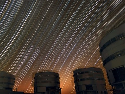 Life And Leisure At Paranal Observatory