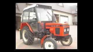 Piosenka: Kupiłem se traktora nie ursusa nie zetora! (Polecam!)