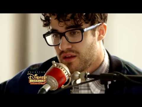 "Darren Criss | ""Proud of Your Boy"" from ALADDIN"