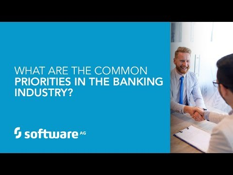 What Are The Common Priorities in The Banking Industry?