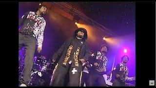 JB Mpiana & Wenge BCBG concert à Dock Eiffel 2006