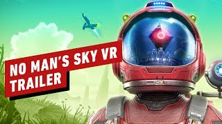 No Man's Sky Beyond VR: Gameplay Trailer