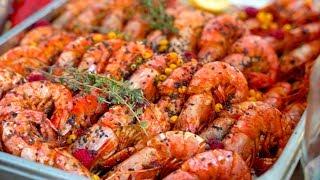 Fish market Фестиваль уличной еды 2019 Киев | Street Food Festival in Kiev, Ukraine