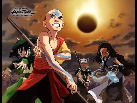 Rubrique anime   Avatar Le dernier maître de l'air