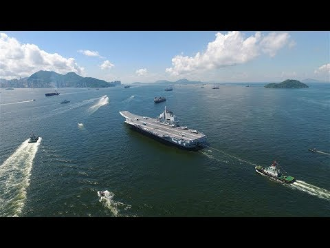 china's-liaoning-aircraft-carrier-leaves-hong-kong-after-five-day-visit