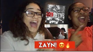Baixar ZAYN - Let Me (Official Video) REACTION