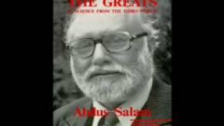 An Interview with Professor Dr Abdus Salam Nobel Laureate - Part 1 of 4