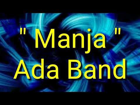 Manja  Ada Band - karaoke lirik  arrasemen by deminlaksana