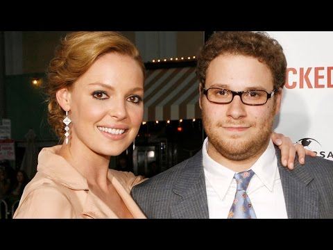 Katherine Heigl Says Seth Rogen Handled 'Knocked Up' Drama 'So Beautifully'