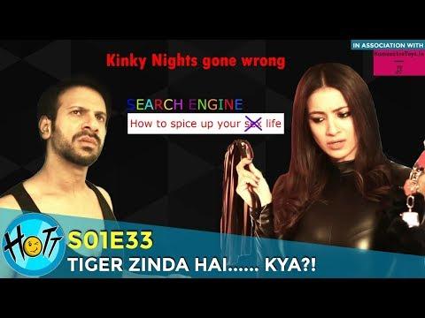 Tiger Zinda Hai.....Kya?! | S01E33 | Karan Veer Mehra | Barkha Sengupta | Couple of Mistakes