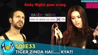 Tiger Zinda Hai.....Kya?!   S01E33   Karan Veer Mehra   Barkha Sengupta   Couple of Mistakes