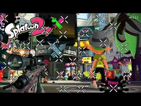 MLG splatoon 2