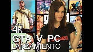 El Píxel 4K: GTA V Lanzamiento