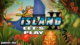 Let's Play Adventure Island II for the NES