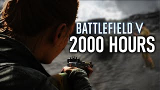 BEST OF BATTLEFIELD 5 - What 2000 Hours, 295000 Kills and 72000 Headshots looks like in BFV