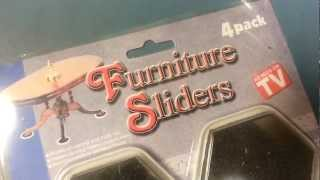 Furniture Sliders - Easily Move Your Couch With One Hand