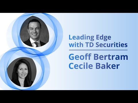 Leading Edge with Geoff Bertram and Cecile Baker