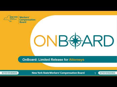 OnBoard: Limited Release for Attorneys - November Webinar