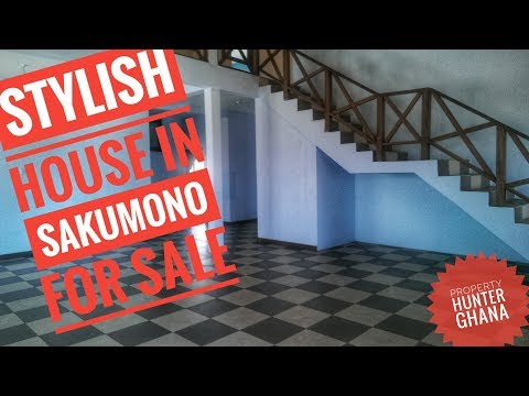 4 Bedroom+3 BQ in Sakumonor Estate, Tema Accra FOR SALE