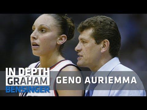 Geno Auriemma: Diana Taurasi's emotional breakdown