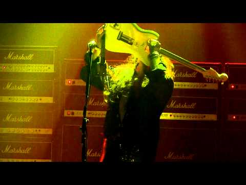 Yngwie Malmsteen  Heaven Tonight  at Stadium , Moscow, Russia 18022012