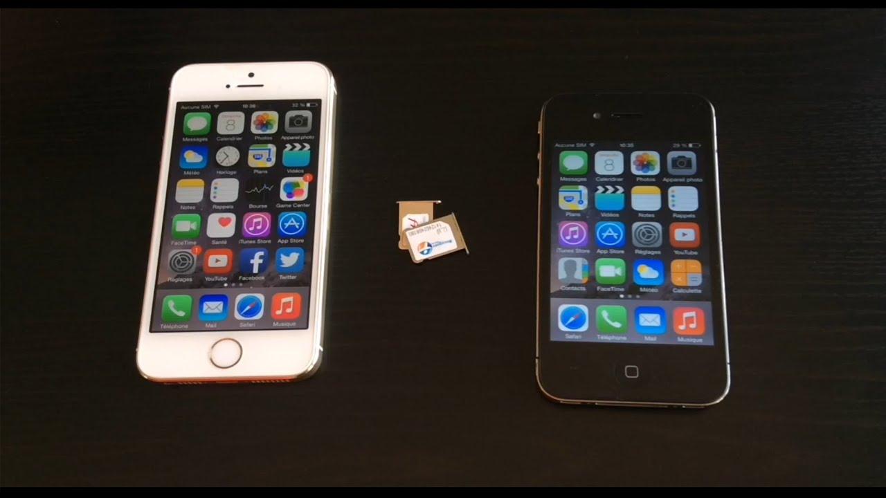 comment savoir qu un iphone 5 est officiel