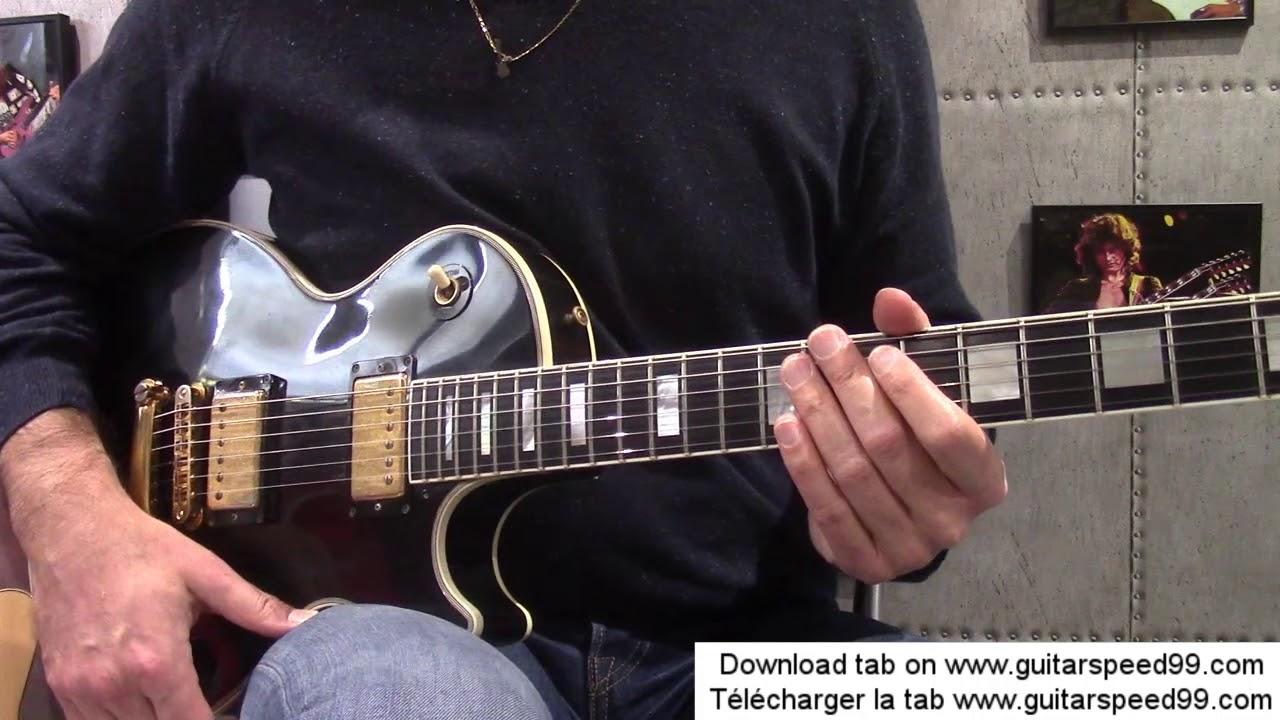 Enregistrements du cours 2 guitare n°46 (guitare, magazine cours2.