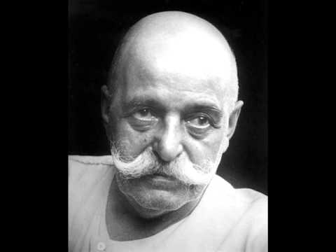 Mr Gurdjieff recorded christmas 1948