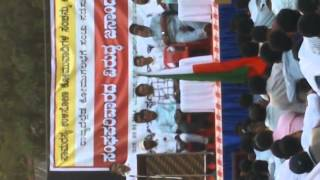 Ilyas thumbe on protest against battas statment