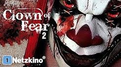 Clown of Fear 2 (Horrorfilm in voller Länge kompletter Film auf Deutsch, ganze Filme anschauen)