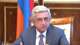 Բարձրաստիճան պաշտոնատար անձանց էթիկայի հանձնաժողովը ՀՀ նախագահին է ներկայացրել աշխատանքները