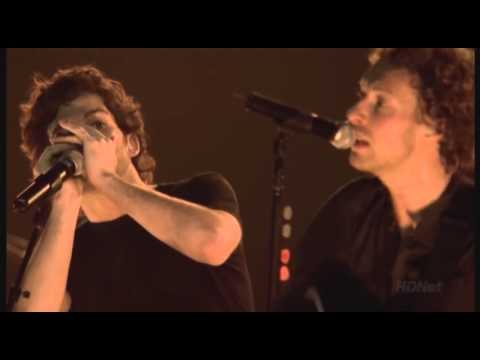 Coldplay  - Till Kingdom Come & Ring Of Fire Toronto 2006 HD