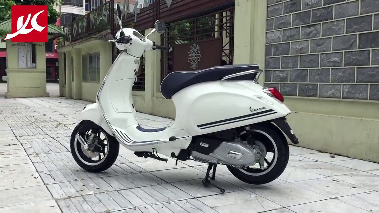 Review 360 Vespa Primavera Yacht Club Abs 125 Iget 2018 Special
