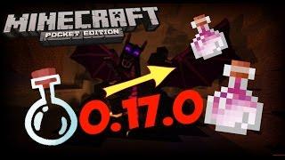 Minecraft PE 0.17.0 ДРАКОНЬЕ ДЫХАНИЕ (ЭФФЕКТЫ)