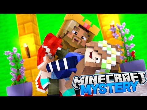 miNecraft mystery-TRICKING LITTLE KELLY w/Little Carly (Minecraft Roleplay)