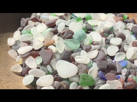 Finding Sea Glass