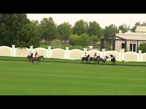 Zedan VS Edrees Emirates Open Polo Championship 2015