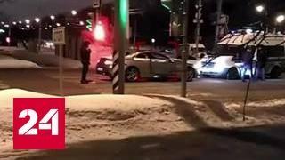 Мара Багдасарян опять попала в полицейские сводки