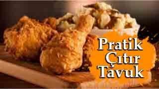 Pratik Çıtır Tavuk Tarifi | Mutlaka Deneyin #çıtırtavuk #galetaunlutavuk #yemek
