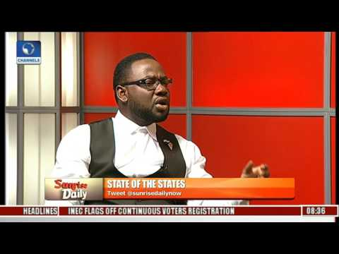 Analysing State Of Nigerian States With Babajide Ogunsanwo Pt 1