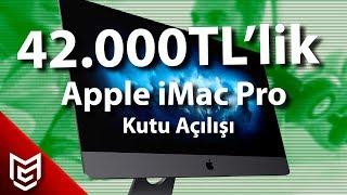 42.000 TL'lık Apple iMac Pro'nun Kutusunu Açtık ! - Beğenmez Adam