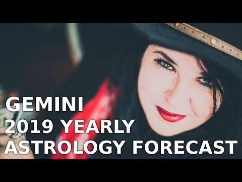 Gemini Yearly Astrology Forecast 2019