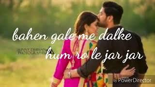 Lag ja gale new from sahab biwi or gangster 3 / whatsapp status song