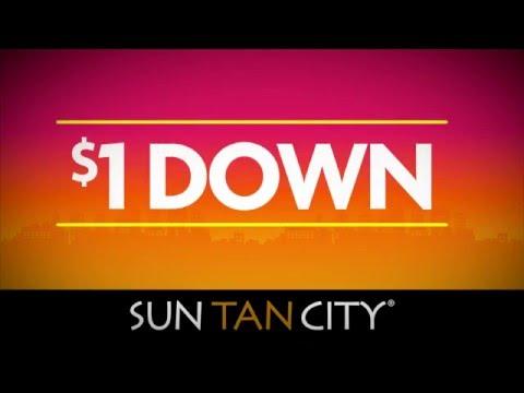 Dollar Down Deals At Sun Tan City