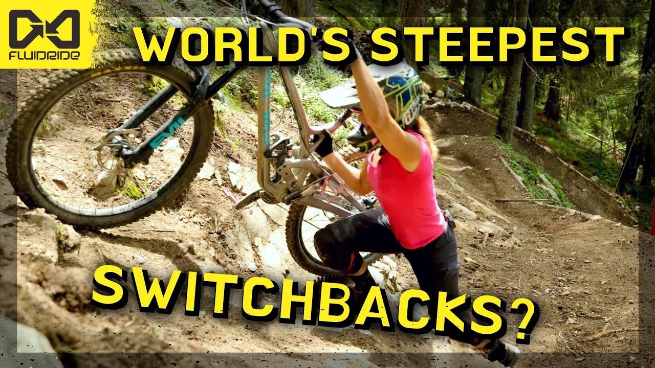 Practice Like a Pro #46: World's Steepest Switchbacks?