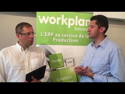Les Interfaces WorkPLAN ERP / GPAO  et Radan CFAO Tôlerie | FR